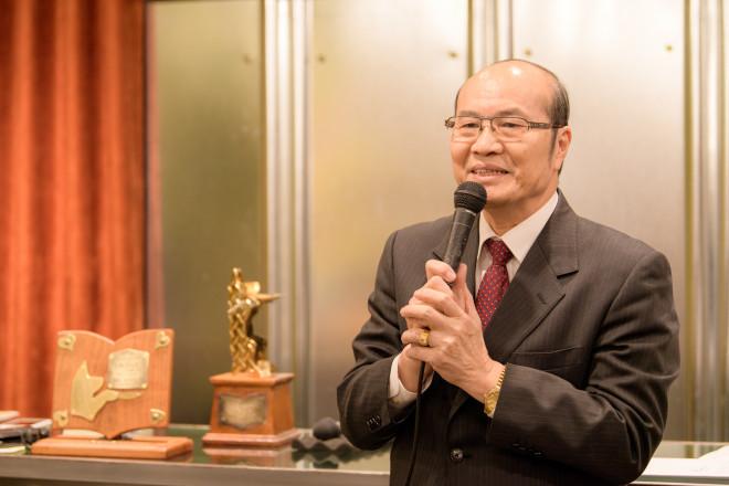 49321895_2019-02-10_12-50-47_台湾文化センターのセンター長・朱文清さん。心のこもったお祝いのスピーチ
